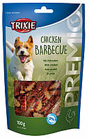 Trixie TX-31708 PREMIO Chicken Barbecue 100г-лакомство для собак  и щенков