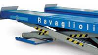 Ножничный подъемник с люфт детектором для развала схождения RAV 650.5