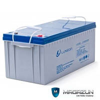 Гелевий акумулятор Luxeon LX 12-200G