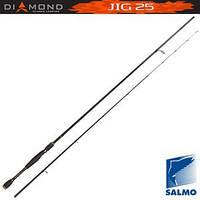 5513-228 Удилище спиннинговое Salmo Diamond Jig 35 10-30/2.28