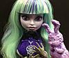 Лялька Monster High Твайла (Twyla), серія 13 Бажань, фото 7