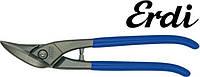 Ножницы по металлу ERDI BESSEY Ideal