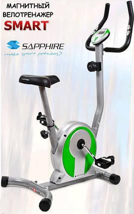 Велотренажер SMART SAPPHIRE магнитный, фото 2