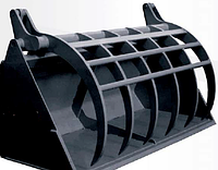 Ковши на телескопический погрузчик JCB, MANITOU, MASSEY FERGUSON, BOBCAT  для силоса