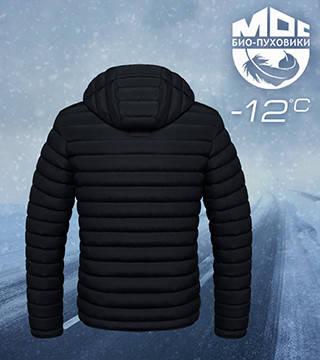 Мужская куртка с мехом Moc, фото 2