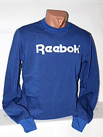 Мужской свитшот Reebok - синий