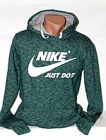 Спортивная мужская кофта NIKE с капюшоном