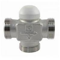 Клапан 3х ходовой термостатический DN20 Calis-TS Herz