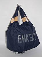 Спортивная, дорожная, пляжная сумка EMKeke 915 темно-синяя, расцветки, фото 1