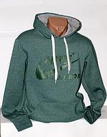 Молодежный спортивный реглан Nike (миланж, разные окрасы)
