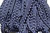 Кант текстильный (50м) т.синий