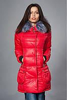 Зимняя молодежная куртка