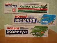 Зубная паста Новый Жемчуг 100 мл.