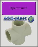 Крестовина 50 ASG-plast полипропилен