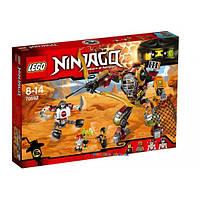 Конструктор Lego Робот-спасатель M.E.C. 70592