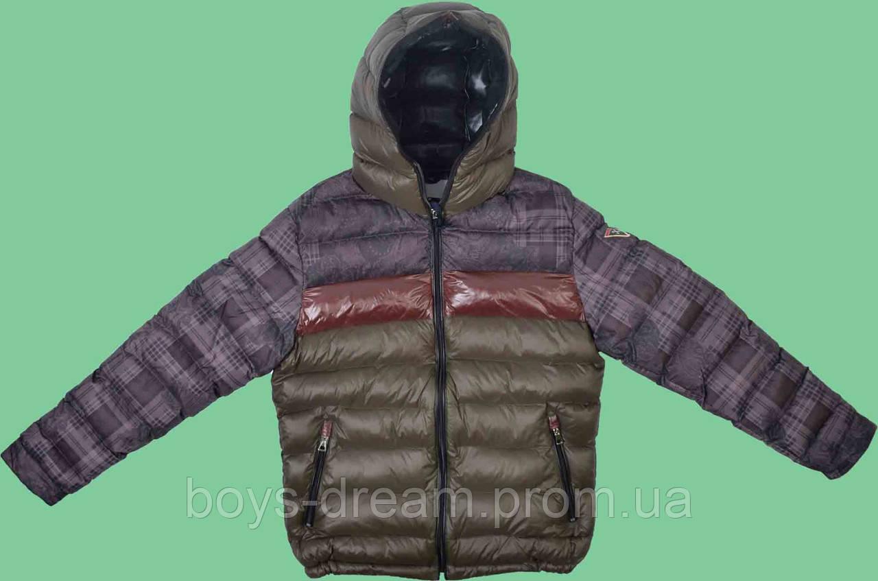 Куртка демисезонная для мальчика 11 лет ( 146 ) Encore (Турция)