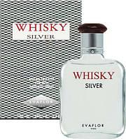 Туалетная вода для мужчин Whisky Silver (100мл.)