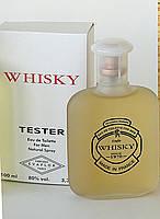 Туалетная вода для мужчин Whisky, тестер (100мл.)