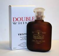 Туалетная вода для мужчин Double Whisky, тестер (100мл.)