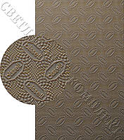 Резина набоечная BISSELL (БИЗЕЛ), art.073, р. 380*570*6,2 мм, цв.тропик