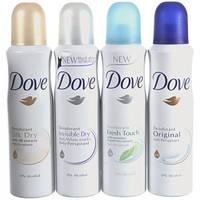 Дезодорант-спрей Dove (Дав) 150 мл в ассортименте,