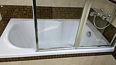Акриловая ванна MAJKA NOVA 120x70 Besco PMD Piramida, фото 2