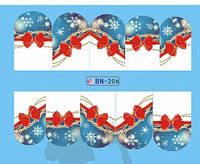 Слайдер-дизайн ВN-206 (водные наклейки)