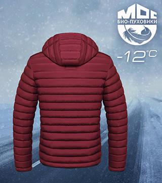 Теплая зимняя куртка на меху, фото 2