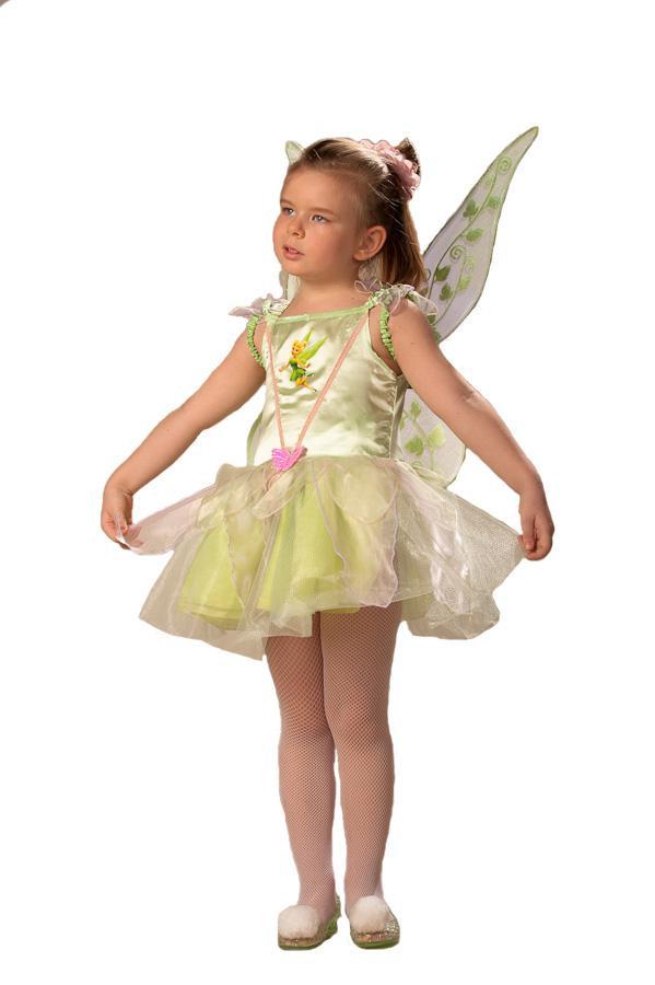 Карнавальный костюм Фея Тинкербелл Балерина