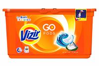 Капсулы для стирки Vizir Go Pods 3 в 1 32 шт.