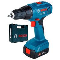 Шуруповёрт аккумуляторный Bosch GSR 1440 Li (2 аккумулятора)