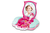 Набор трюмо детский чемоданчик, с проектором, 008-809A