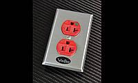 Аудиофильская розетка VooDoo-Hubbell IG8300, фото 1