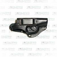 Кобура для пистолета ПГШ 790, поясная, кожа, со скобой для скрытого ношения.