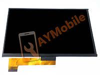 """Дисплей (матрица) планшета 10,1"""" L2005-BL-TA1QLS01V1F 1400425 22.Y (pn AL0314A) 40 pins 1024x600 dpi 232x136 m"""
