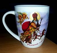 Печать на чашках, печать на кружках, печать на тарелНаша компания осущестках. изготовление деколи до 14 цветов
