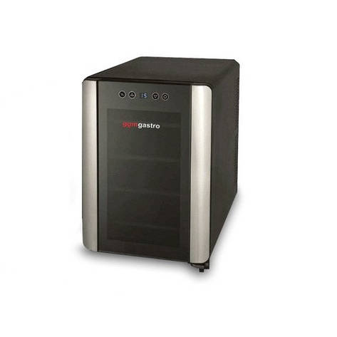Мини-холодильник для вина WKM33-1S GGM gastro (Германия), фото 2