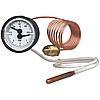Термометр с манометром (термоманометр) Модель MFT.