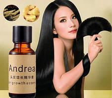 """Оригінал! Лікувальна есенція, активатор і відновлення росту волосся """"Andrea Hair Growth Essence"""" (20 мл)."""