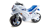 """Детский мотоцикл """"Полиция"""" со шлемом Орион"""