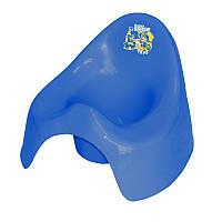 Детский музыкальный горшок Musical Baby Pot Lrelli (синий/Blue)