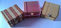 Шкатулка для девочек Плетеная  Большая 8-102 Китай