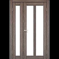 Дверное полотно  Korfad TR-04 (полуторная дверь)