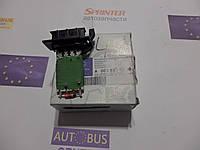 Реостат печки, Sprinter/LT/VITO CDI 96- (4 конт.) пр-во: MERCEDES (Оригинал)