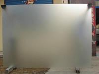 Матовое стекло Сатин белый 4 мм