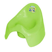 Детский музыкальный горшок Musical Baby Pot Lrelli (зеленый/green)