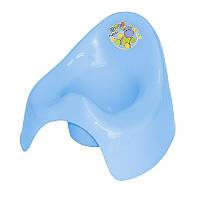 Детский музыкальный горшок Musical Baby Pot Lrelli (светло-голубой/light blue)