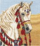 "Набор для вышивания ""Арабский скакун (Arabian Horse)"" ANCHOR"