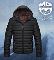 Теплая куртка мужская мех
