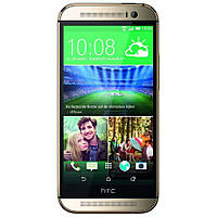 HTC One (M8) 16GB (Amber Gold)